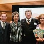 2014 Gala auction winners with John Erickson