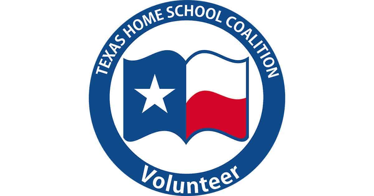 Texas Home School Coalition Volunteer Logo