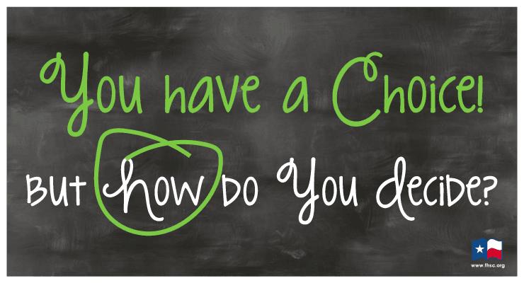 Choosing A Curriculum