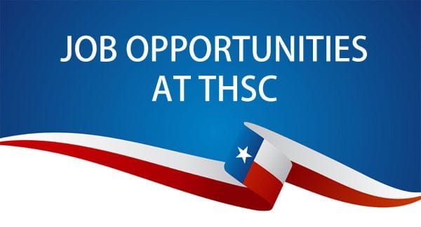 Job Oppotunities at THSC