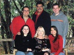 Gavino Perez Family