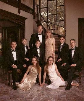 David Strassner Family