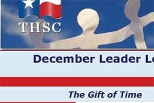 December 2011 Leader Letter