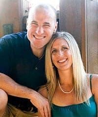 Travis and Suzanne Zimmerman