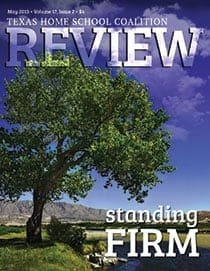 May 2013 Review Cover