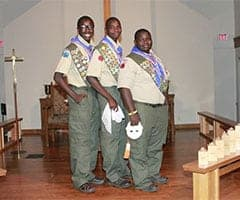 Texas Home School Brothers Soar High as Eagle Scouts