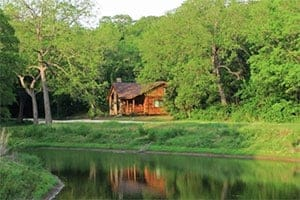 One Night's Stay at the Brazos Bluffs Ranch With Outdoor Adventure Package