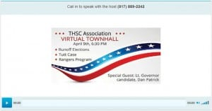 Virtual Townhall Player