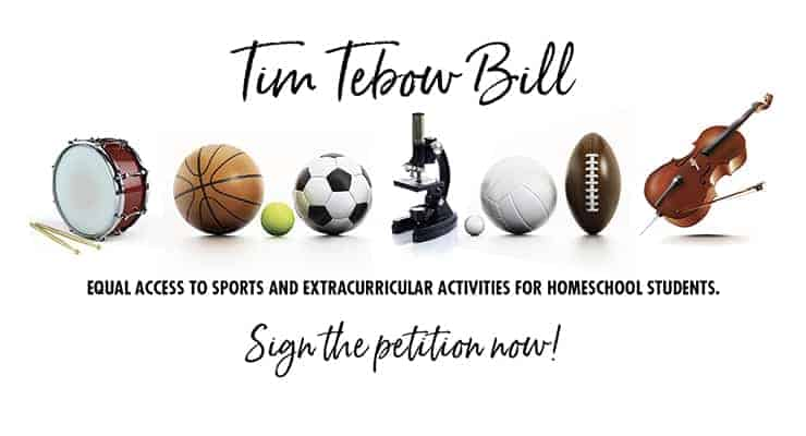 2018 THSC Tebow Petition