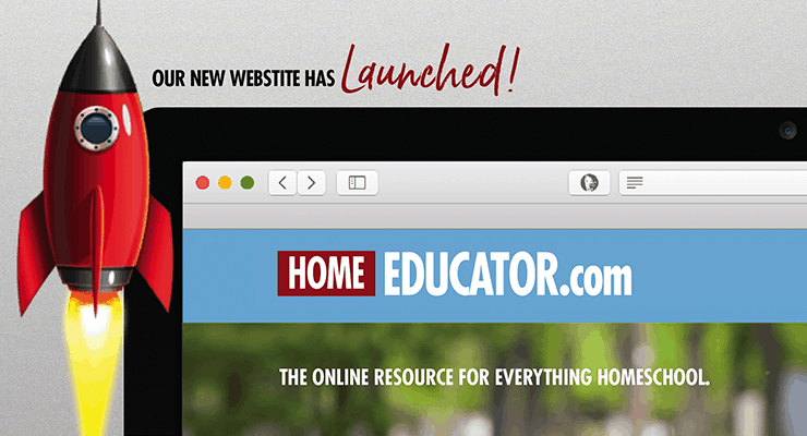 2018 THSC Home Educator Launch Slider