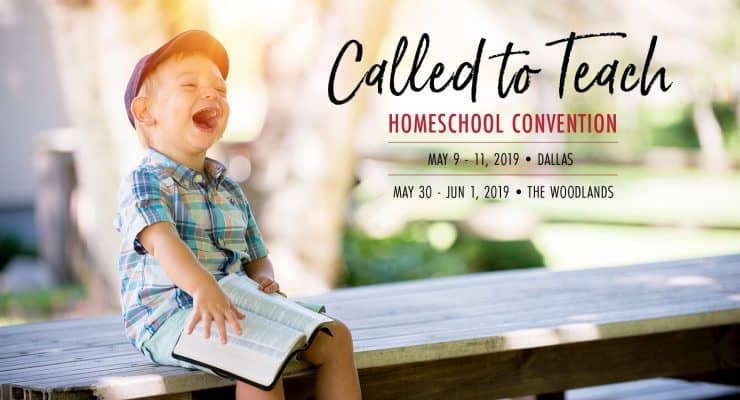 Called to Teach Homeschool Conventions