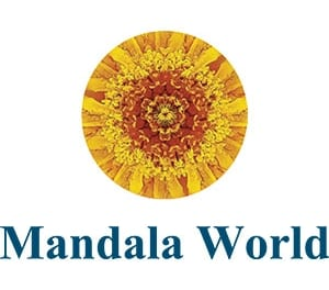 Mandala World Logo