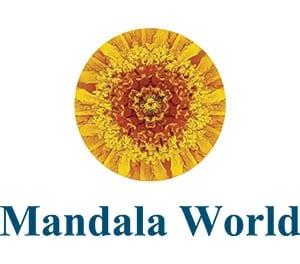 Mandala World Logo