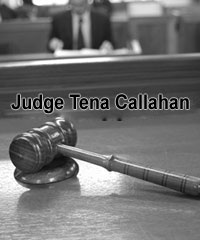 Judge Tena Callahan