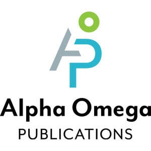 Alpha Omega Publications Logo