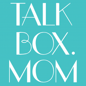 TalkBox.mom Logo