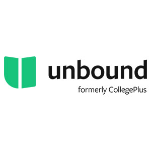 Unbound, formerly College Plus Logo
