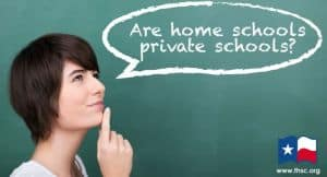 Private Schools and Home Schools: The Critical Difference