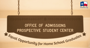 Home School Graduates Deserve Equal Opportunity in College Admissions and home school graduates