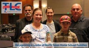 2015 North Texas Homeschool Leader of Year