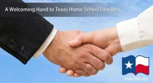 A Welcoming Hand to Texas Homeschool Families