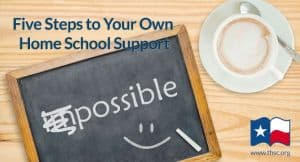 How to Build Your Own Special Needs Support