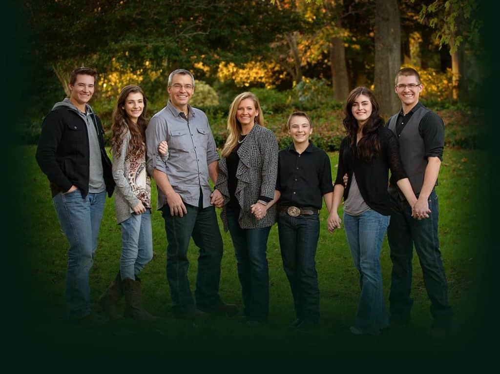 Rick Green Family