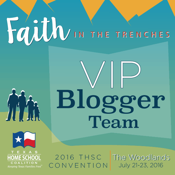 2016-THSC The Woodlands Home School Convention