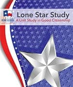 Lone Star Study is a Unit Study for the study of good citizenship