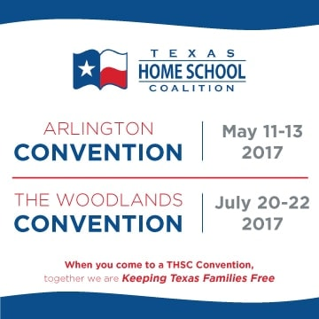 2017 THSC Home School Conventions