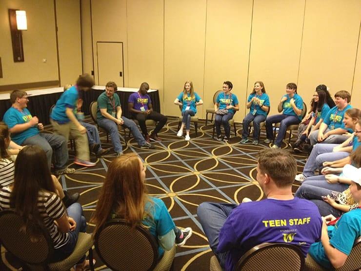 Teen Staff Program