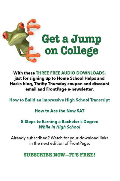 Jump on College Audio Giveaway