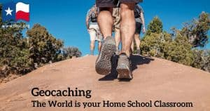 Geocaching: The World Is Your Home School Classroom