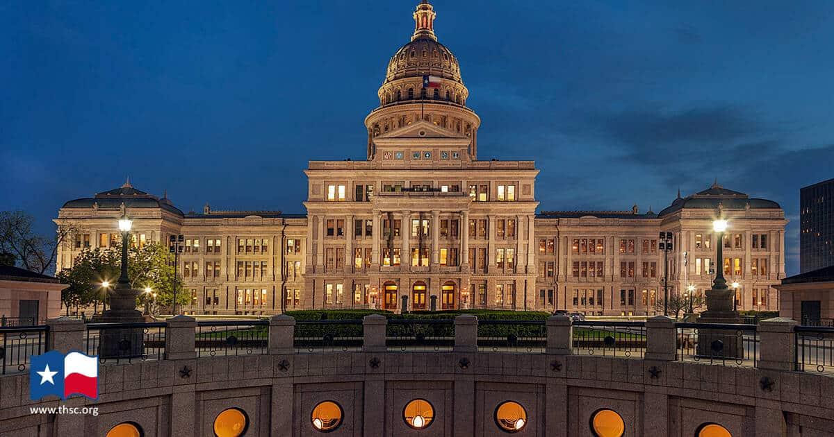 2017 Texas Legislative Session Update