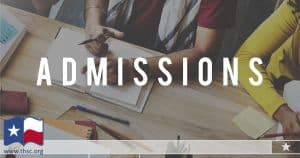 13 Homeschool Graduate College Admissions Problems (resolved by THSC)