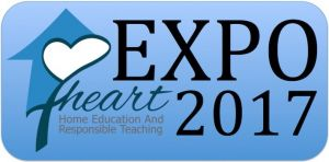 Houston Area:  H.E.A.R.T. Homeschool Expo 2017