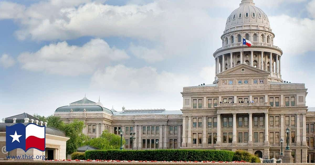 policy review victory at the 85th texas legislature
