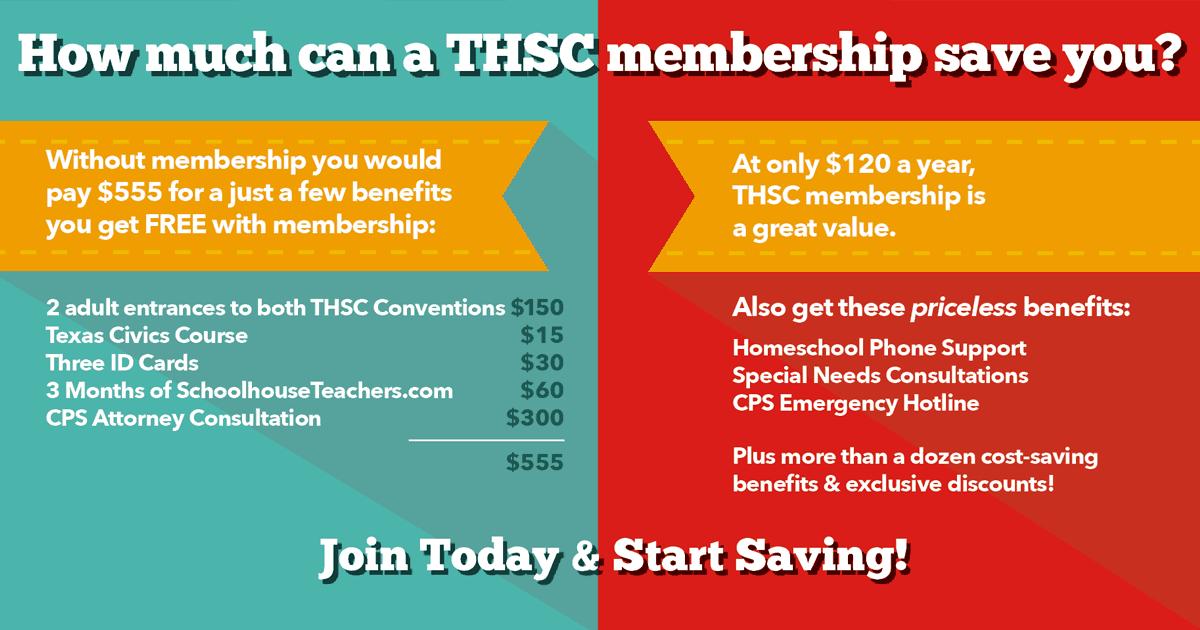 THSC Membership Value