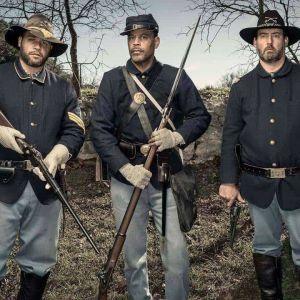 Homeschool Class – Buffalo Soldiers