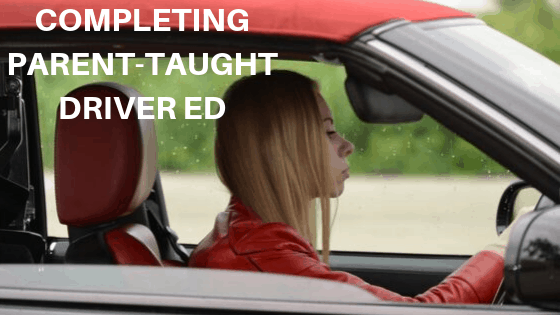Steps to Complete Texas Parent-Taught Driver Education
