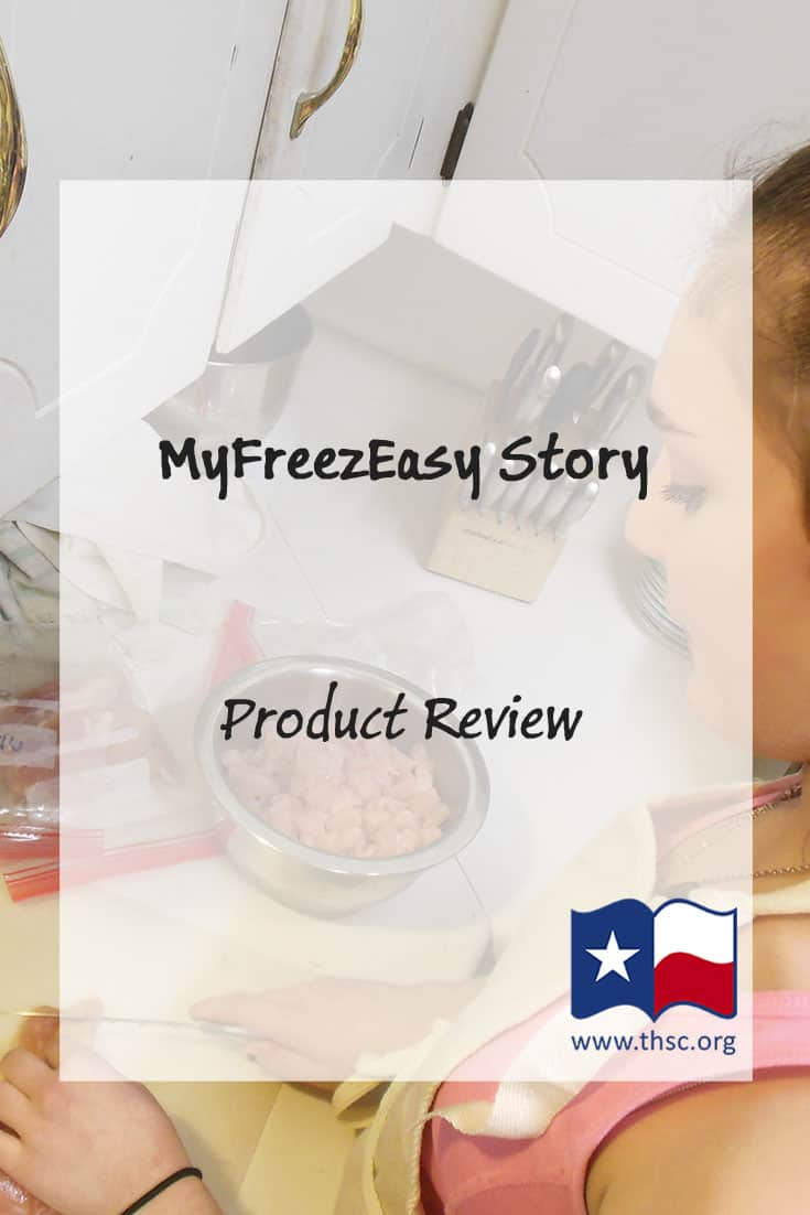 Product Review: MyFreezEasy Story