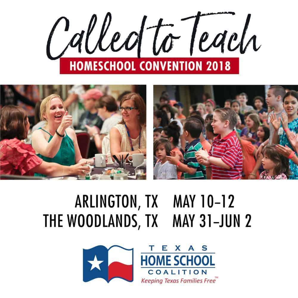 Called to Teach Texas Homeschool Convention