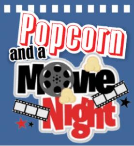 Popcorn and a Movie Night