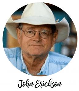 Hank the Cowdog: John Erickson