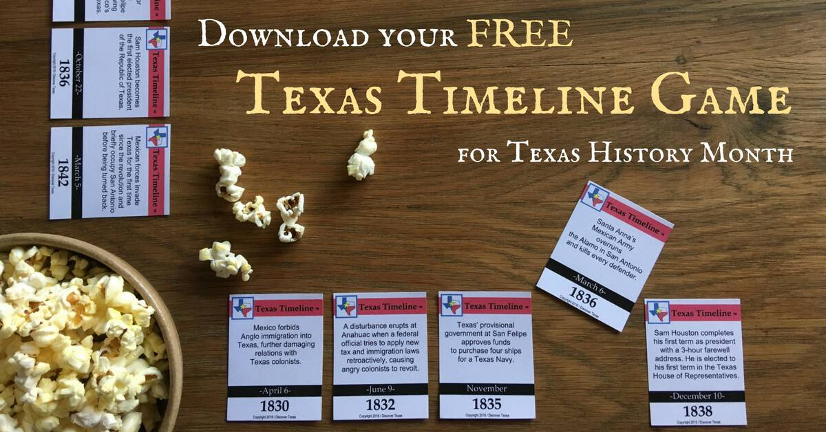 Texas Independence Day: Making Texas Families Free