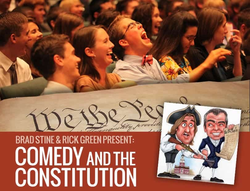 Comedy and the Constitution