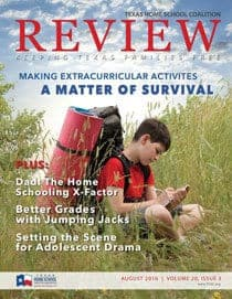 The Review Magazine Cover, May 2016 Volume 20.2