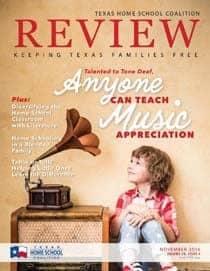 The Review Magazine Cover, Nov 2016 Volume 20.4