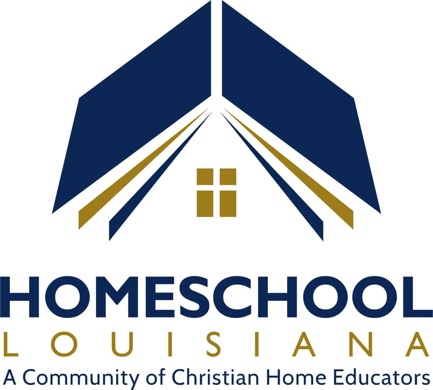 Homeschool Louisiana Logo