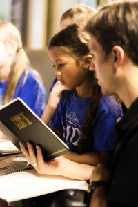 National Bible Bee Summer Study